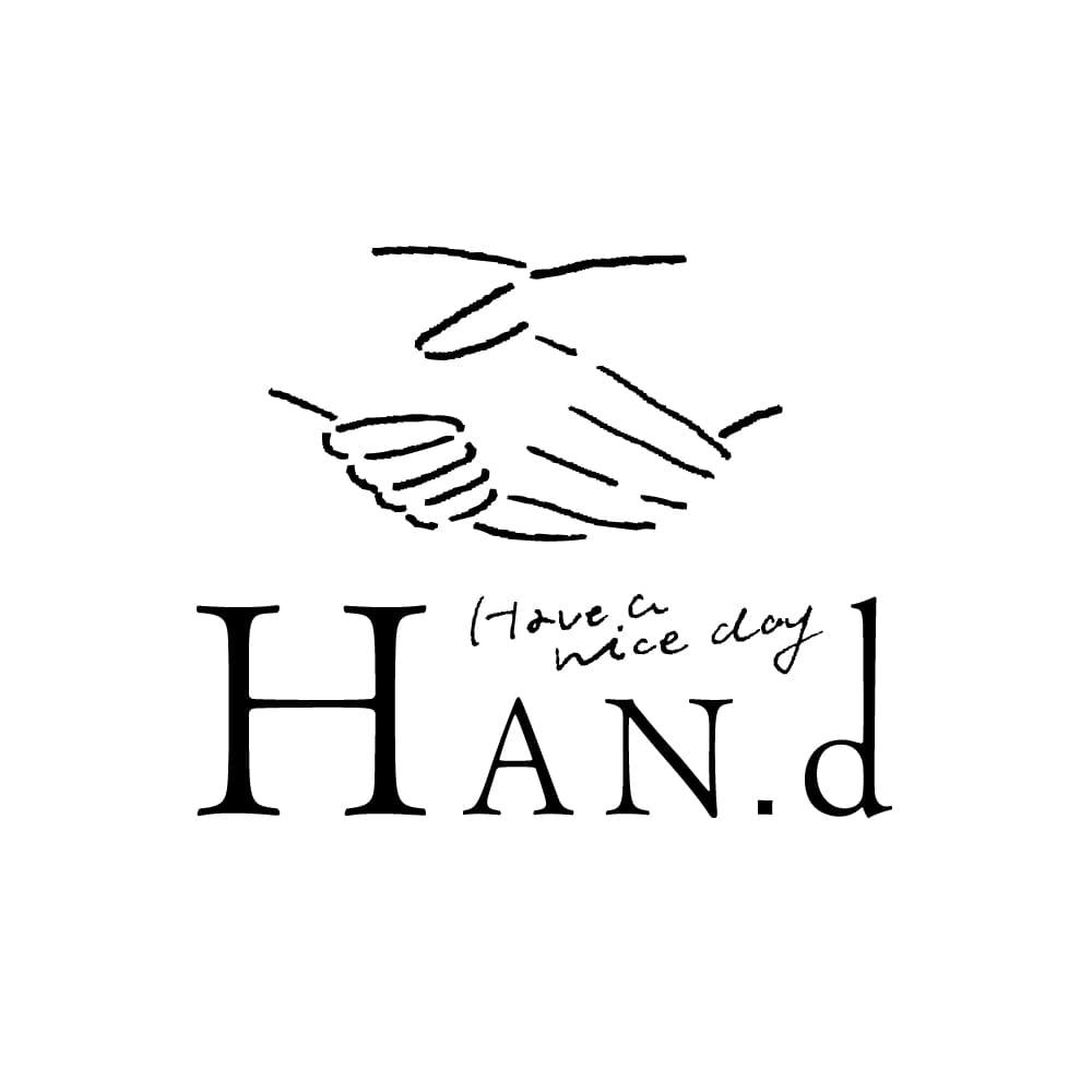 HAN.d ロゴの画像