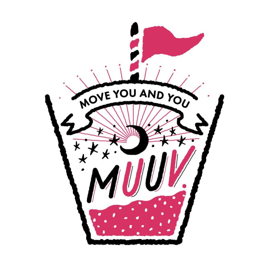 MUUV ロゴの画像